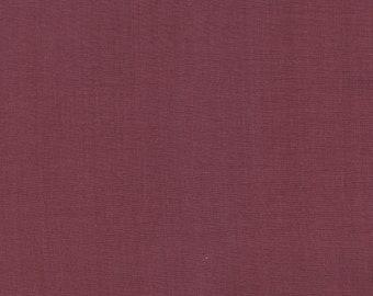 Burgundy English fabric
