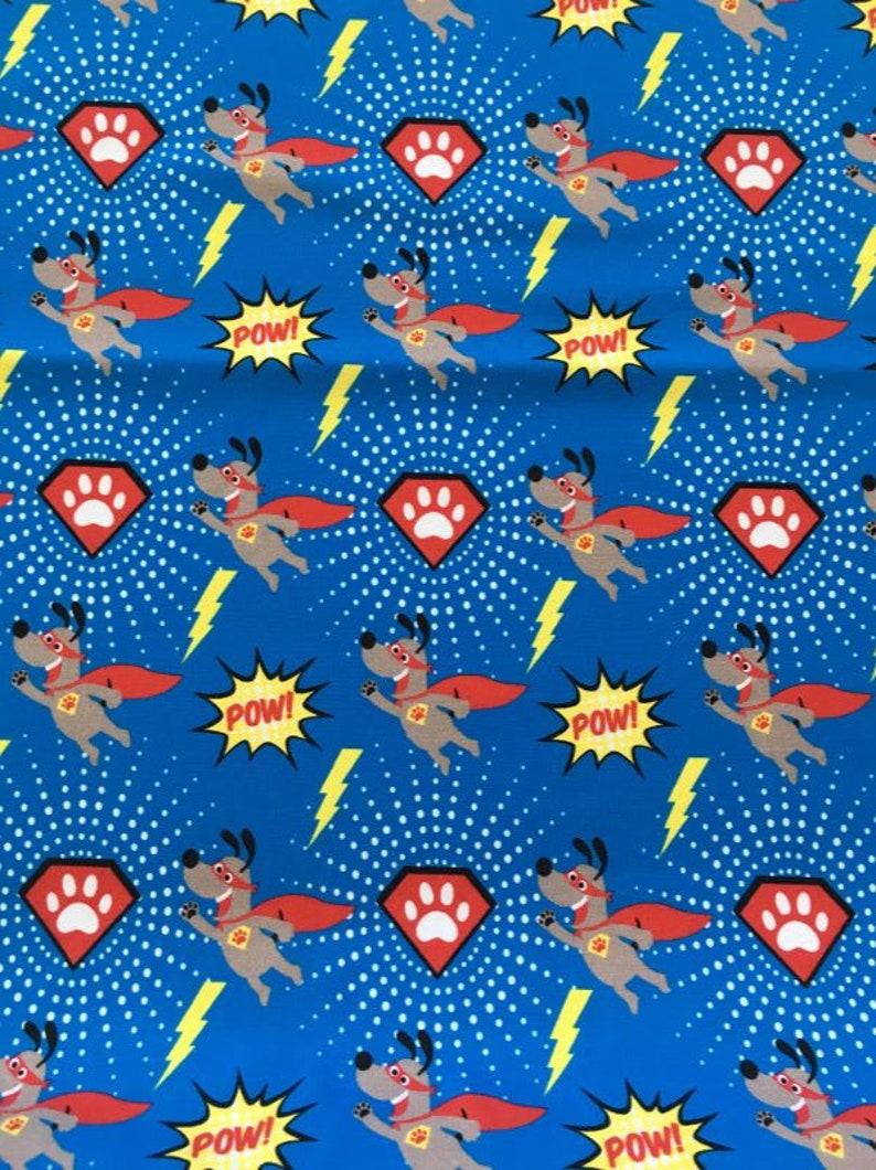 JERSEY Hilco Superdog Blue/Colored 10 cm image 0
