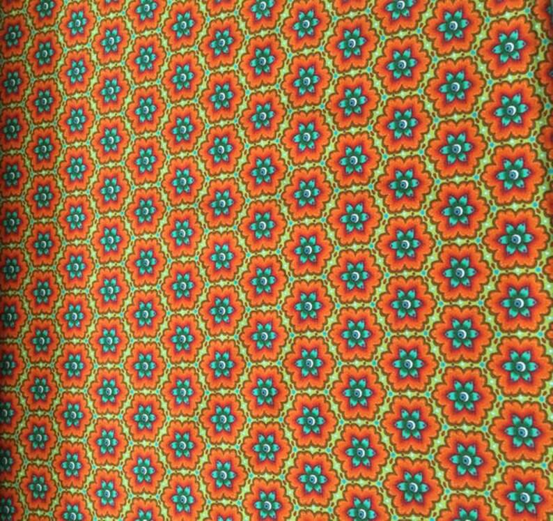 JERSEY Hilco Eviana Olive Green/Orange 10 cm image 0