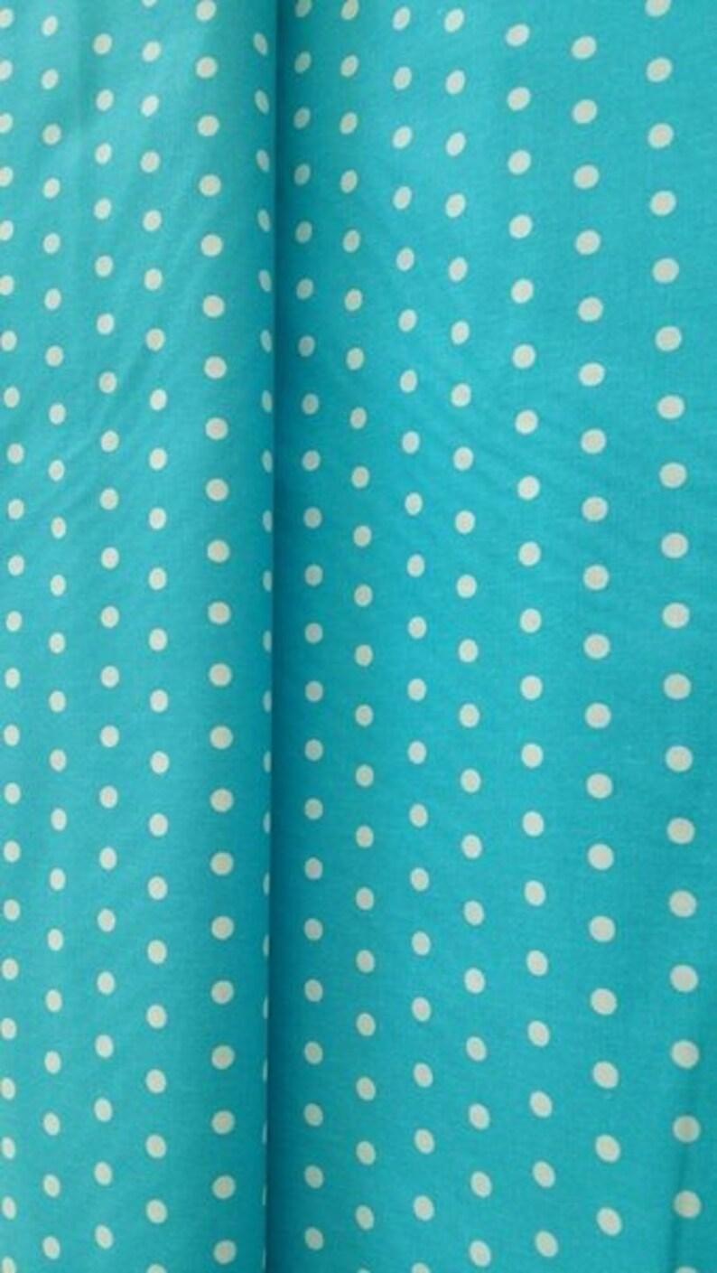 BW coated Hilco Pointie Enduit turquoise 10 cm image 0