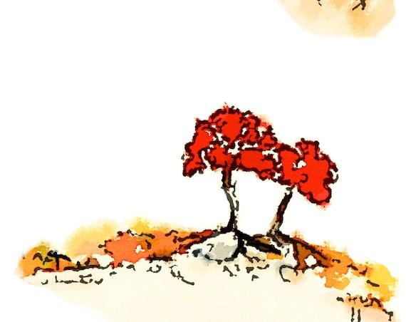 Tomoe River Insert - Cherry Blossom - Travelers Notebook Insert