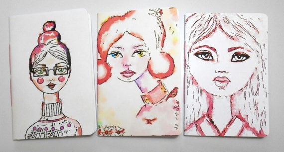 ME BOOK - Girls 2 - 3 Tomoe River Paper Field Notes Inserts