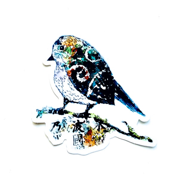 NEW ***  Birdie Die Cut Stickers