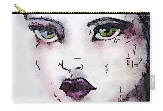 Zippered Pouch - Annabel 2