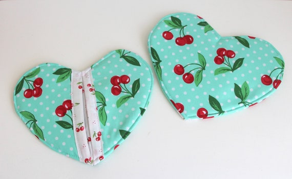 Cows-Cotton-Microwave Oven Mitts-Hot Pads-Pot Holder-Patty/'s Mitts Free