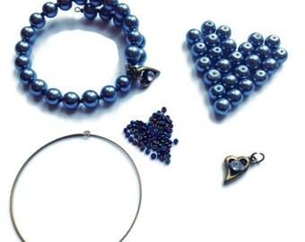 Eco Friendly Heart Bracelet Kit