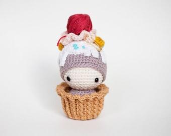 Crochet Ella Crocheted Pincushion