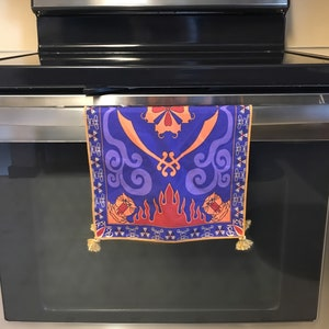 Magic Carpet Traje Toalla Inspirada en Disney Aladdin | Etsy
