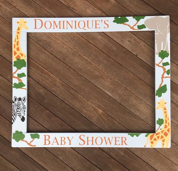 Baby Shower Photo Booth Frame Photobooth Frame Baby Shower | Etsy