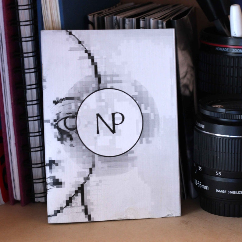 Issue 002 Null Point concept Zine  Technology image 0