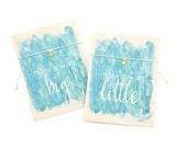 Big Little Wish Bracelets, Make A Wish, Watercolor, Big Little Sorority, Appreciation Gifts, Reveal, Sister Jewelry