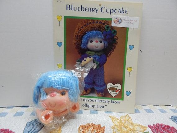 VINTAGE Fibre-Craft 6 1//2 in CHERYL Doll in package
