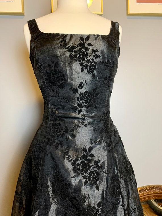 Vintage Gunne Sax Dress • Velvet Gunne Sax Dress … - image 4