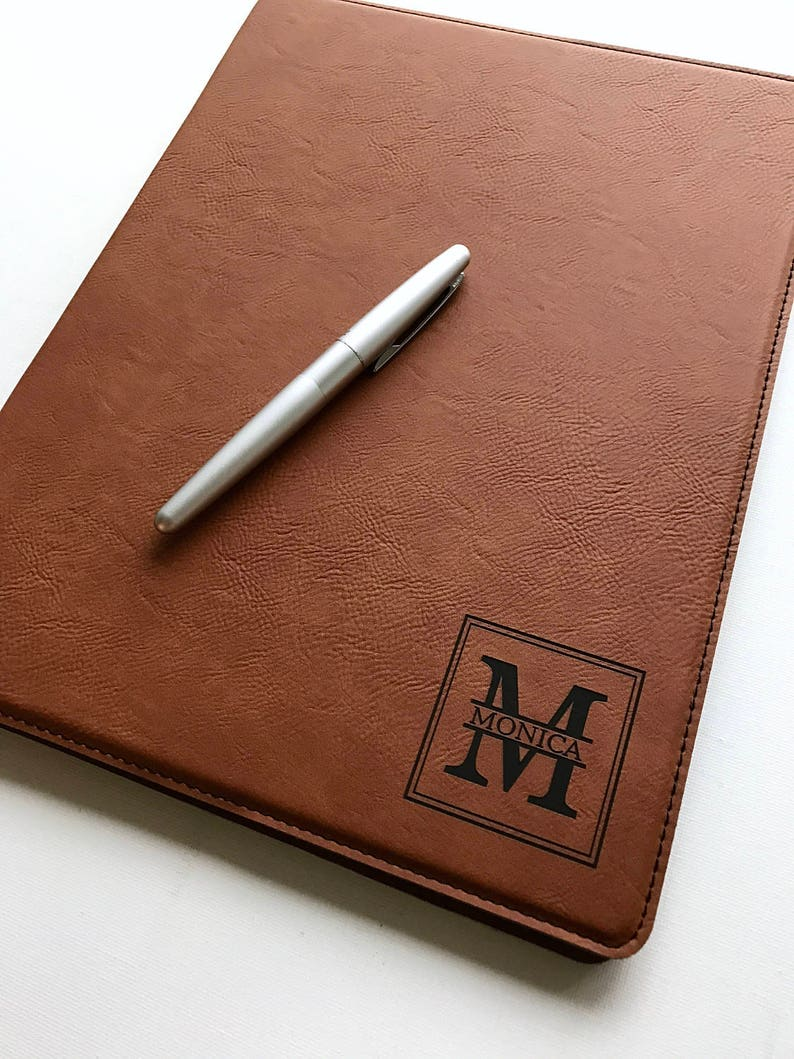 65d8634de0605 Personalized Leather Journal Fathers Day Gift Corporate