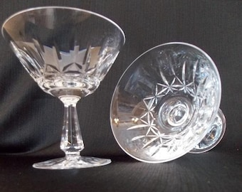 Waterford Rosslare Champagne Wedding Glasses, Pair