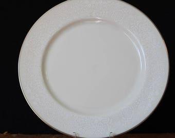 Gorham China Bridal Bouquet Dinner Plate, Fine China