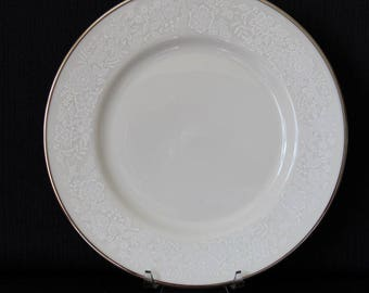Gorham China Bridal Bouquet Salad Plate
