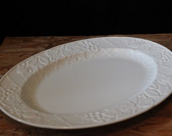 Mikasa English Countryside 14 1/2 inch Serving Platter