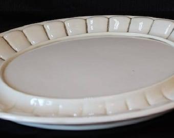 Vintage Italian Ceramic  Serving Platter