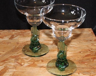 Cristal D' Arques Durand Siesta Margarita Glasses, Set of Two