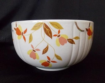 Hall's Autumn Leaf Radiance 1 QT. Kitchen Mixing Bowl