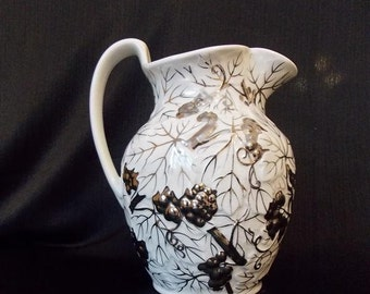 Vintage Wedgwood of Etrutia  & Baralston Pitcher