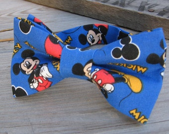 Mickey Mouse Birthday Party Children Mickey Mouse Bow Tie