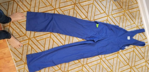 Vintage deadstock Lee overalls - image 2