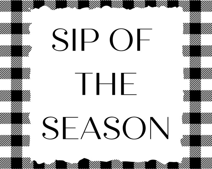 Exclusive - Sip of the Season Stitching w/Housewives  Thread Keep - Scissor Fob - Needleminder - Zipper Pull - Necklace