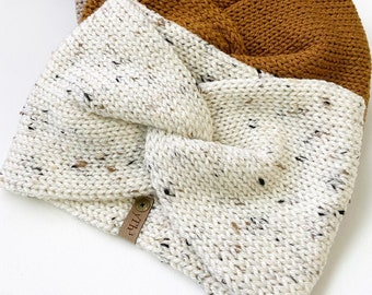 f/w 21  |  chunky knit ear warmer