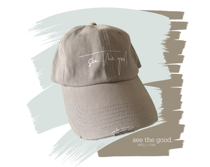 See The Good || Worn Hat