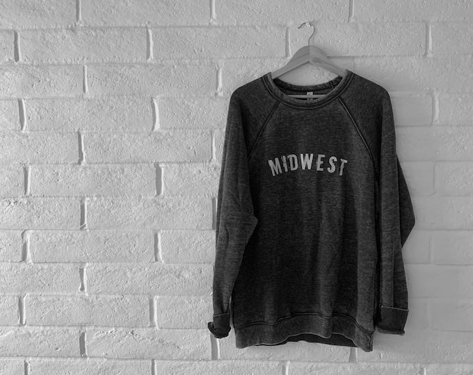 MIDWEST || super soft sweatshirt || everyday apparel