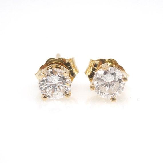 0.28ct Black Diamond Pendant Set Rose Gold Pendant Earrings Set Bridal Wedding Jewelry Push Back Stud Earrings Anniversary Gift For Her