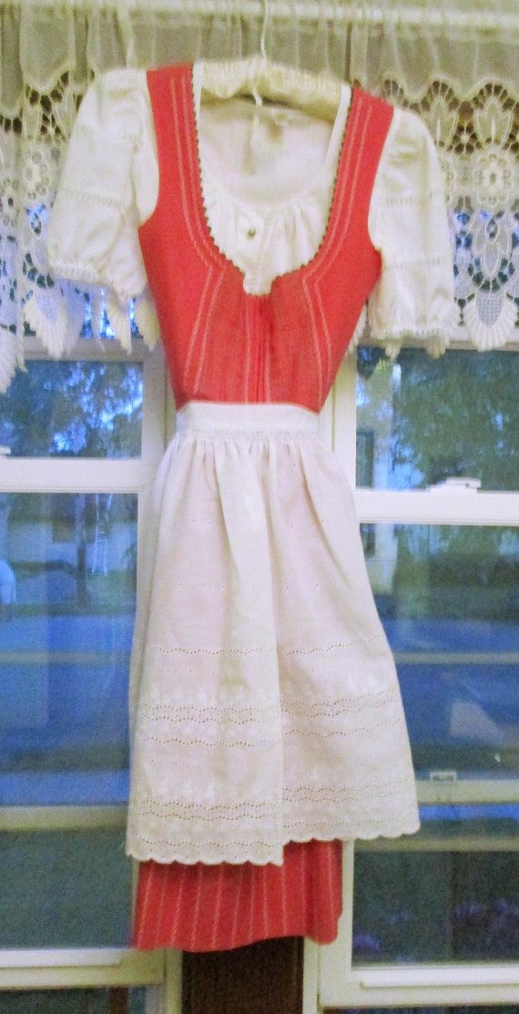 German Dress, Claire, Wench Costume, Oktoberfest,