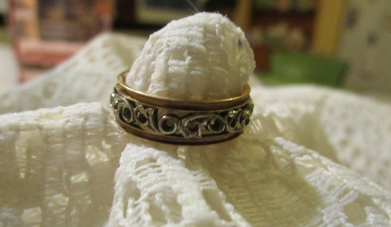 Gold Band, 14K Rings, Wedding Bands, Size 6 Rings,