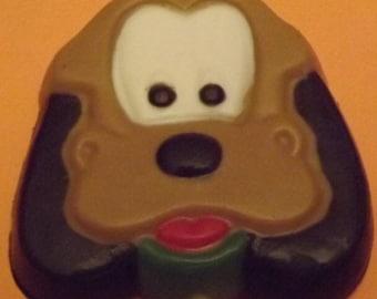 Pluto-Chocolate Candy Lollipop
