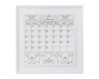 Small Wall Calendar, Erasable Wall Calendar