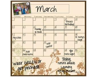 Wall Calendar,  Wall Calendar Magnet, Wall Schedule