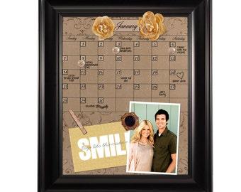 Medium Wall Calendar, Erasable Wall Calendar