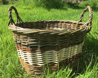 Kindling or storage basket