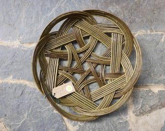 Celtic Knot Basket
