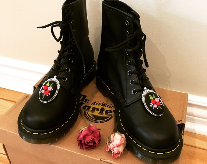 Boot Charms - Roses