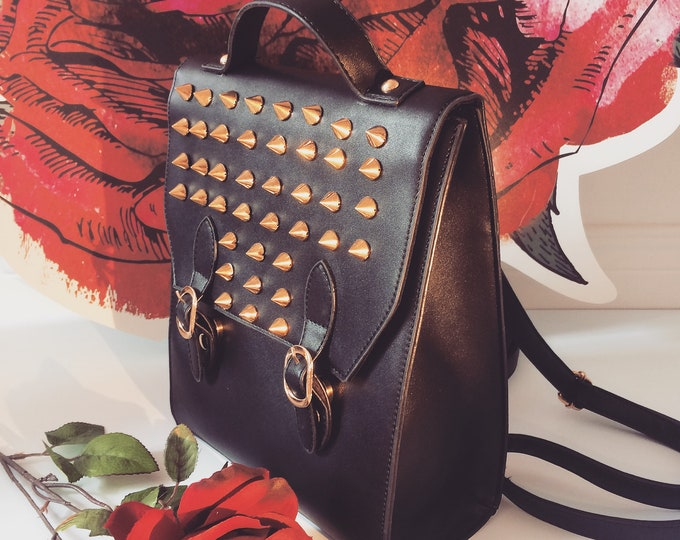 Twiddy Darling Studded Backpack
