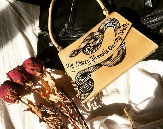 SOLD Mercy Prevails Purse