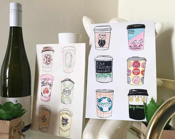 Coffee Lover Prints (Ottawa)
