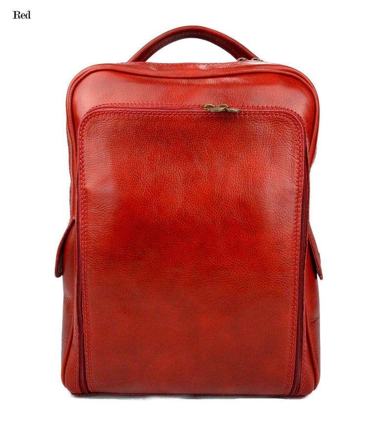 8e3c12537c8 Mochila de cuero bolso de hombre piel bolso de mujer piel