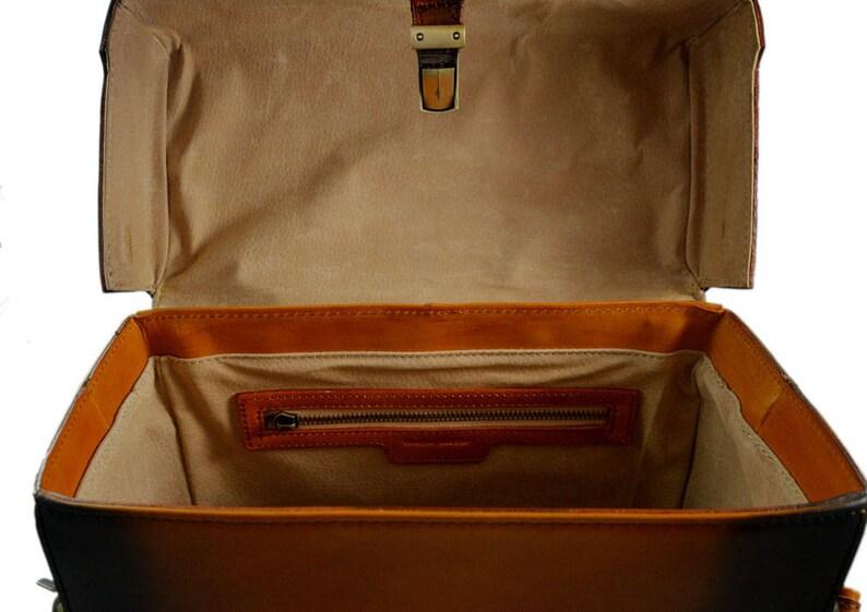 242d7c26d870 Rigid leather bag camera leather satchel crossbody leather