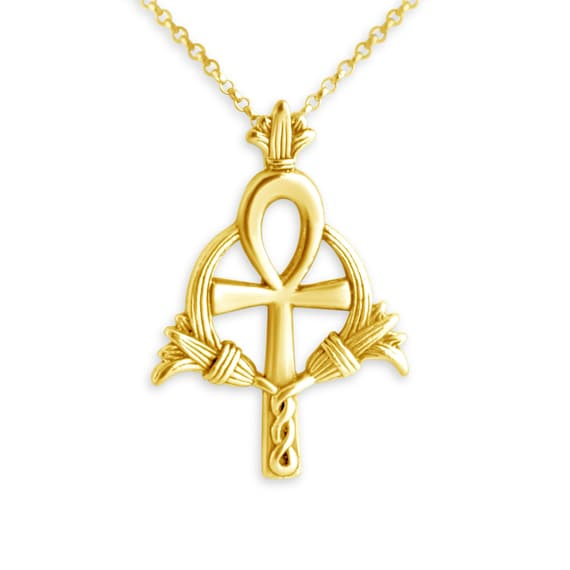 Egyptian Ankh Ancient Cross Religious Symbol Of Eternal Life Etsy