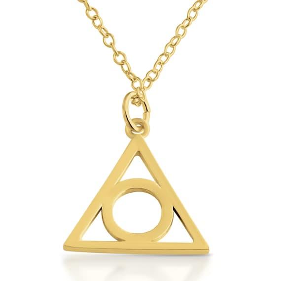 Eye Of Providence Illuminati Symbol Triangle Circle Shapes Etsy