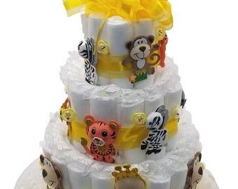 Diaper Cake Kit Etsy